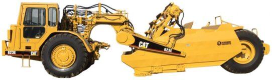 623E Scraper